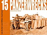 Panzerwrecks 15: German Armour 1944-45