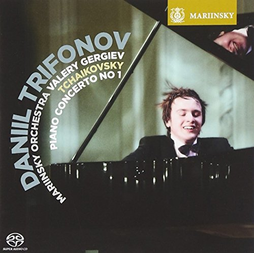 SACD : Daniil Trifonov - Piano Concerto No 1 (Hybrid SACD)