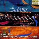 Adams : Harmonium - Rachmaninov : Les Cloches