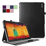 Poetic HardBack Protective Case For Samsung Galaxy Note 10.1 N8000 N8010 Tablet (Black)