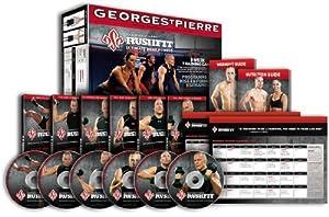Rushfit Georges St-Pierre 8 Week Ultimate Home Training Program by RUSHFIT