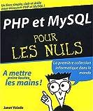 echange, troc Janet Valade - PHP et MySQL