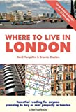 img - for Where to Live in London: A Survival Handbook book / textbook / text book