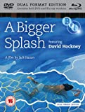 A Bigger Splash (DVD + Blu-ray)