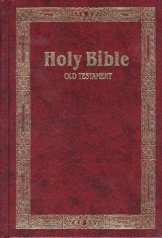 used gd holy bible king james version old testament