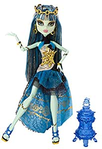 Monster High 13 Wishes Party Frankie Doll