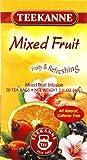 Mixed Fruit Tea (TEEKANNE) 2.11oz