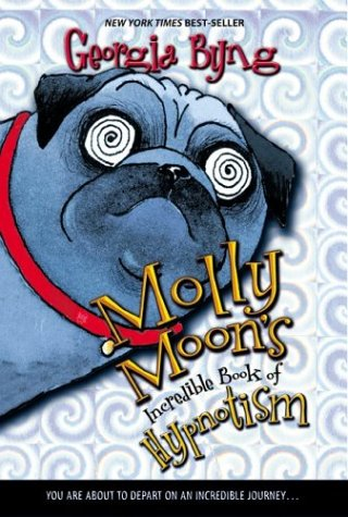 Image for Molly Moons Incredible Book of Hypnotism