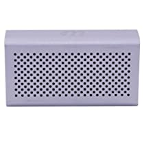 Malektronic Rocky Bluetooth Speaker - Silver
