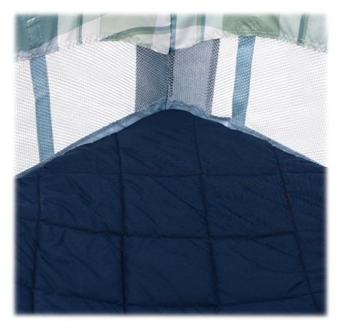 Graco Pack 'n Play Playard Quilted Sheet - Navy - 1