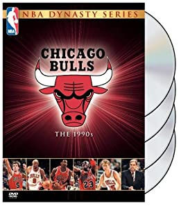 NBA Dynasty Series - Chicago Bulls - The 1990s