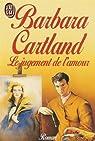 Le jugement de l'amour par Cartland