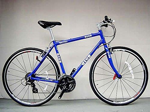 GIOS(ジオス) MISTRAL(ミストラル) クロスバイク 2015モデル 430サイズ (ジオスブルー)