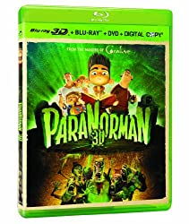 ParaNorman [Blu-ray 3D + Blu-ray + DVD + Digital Copy]