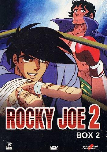 あしたのジョー2 TV版 DVD-BOX2 (24-47話完, 600分) 梶原一騎 ちばてつや アニメ [DVD] [Import] [PAL, 再生環境をご確認ください]