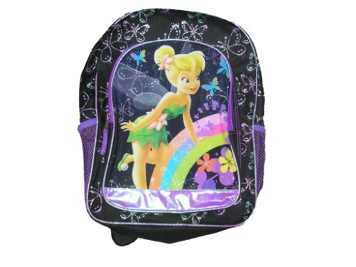 "Disney Fairies Tinker Bell 16"" x 12"" School Backpack - 1"