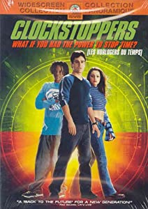 "Cover of ""Clockstoppers"""