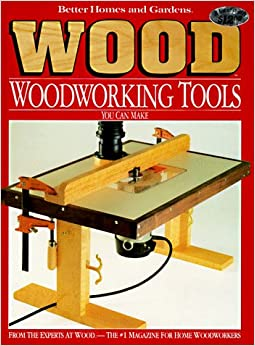 garden and woodworking tools
