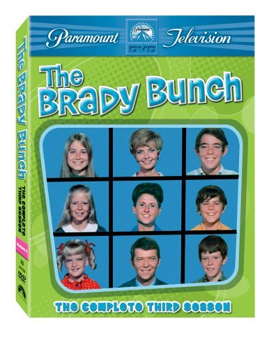 Cover art for  The Brady Bunch - The Complete Third Season