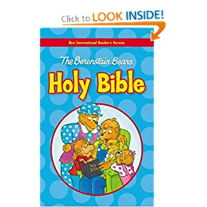 The Berenstain Bears Holy Bible, NIrV Mike Berenstain