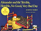 Alexander and the Terrible, Horrible, No Good, Very Bad Day (0689300727) by Judith Viorst