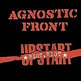 echange, troc Agnostic Front - Riot Riot Upstart