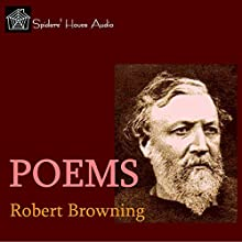 Poems Audiobook by Robert Browning Narrated by Roy Macready