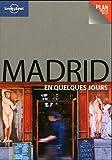 echange, troc Anthony Ham - Madrid en quelques jours