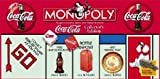 Parker Brothers/Hasbro Monopoly Coca-Cola Collector's Edition