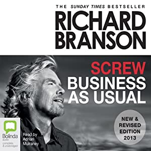 Screw Business as Usual Audiobook