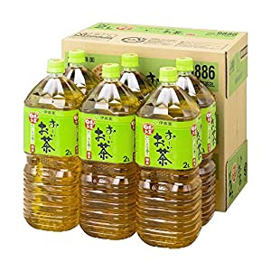 [2CS]伊藤園 おーいお茶 緑茶 (2L×6本)×2箱