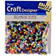 5/0 &quot;E&quot; Beads, Multi, 100 Gram Pkg