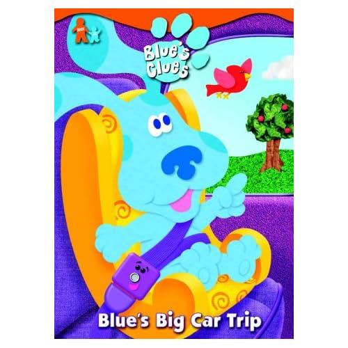 Blue S Clues Blue S Car Trip