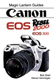 img - for CANON EOS Rebel 2000 book / textbook / text book