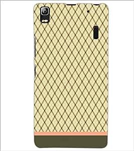 LENNOVO K3 NOTE PATTERN Designer Back Cover Case By PRINTSWAG