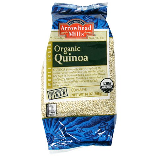 Arrowhead Mills Quinoa, 14-Ounce Packages (Pack of 6)