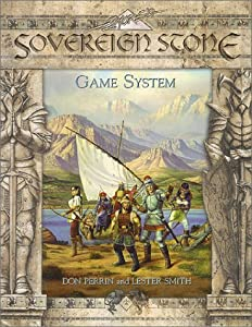 Sovereign Stone Game System by Don Perrin, Margaret Weis, Lester Smith and Larry Elmore