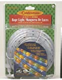 Celebrations Lighting 2T4122A1 Christmas Rope lights 18 - Multi Color