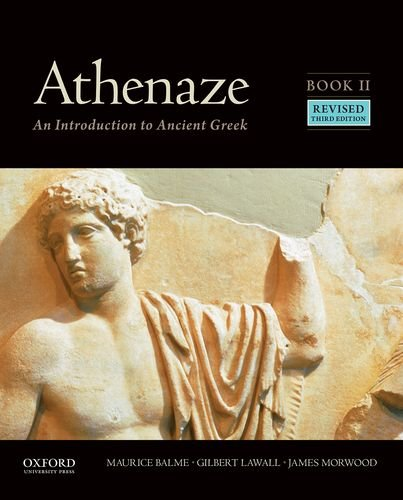 Athenaze, Book II: An Introduction to Ancient Greek: 2