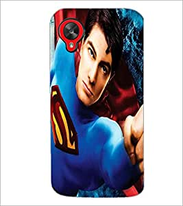 PRINTSWAG CARTOON CHARACTER Designer Back Cover Case for LG GOOGLE NEXUS 5