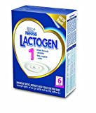 #4: Nestlé LACTOGEN 1  Infant Formula (Upto 6 Months) 400g