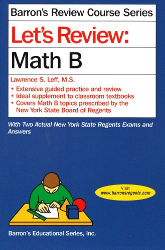 Regents Power Pack-Math B (Regents Power Packs)