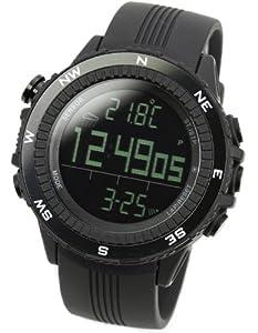 [Lad Weather] Watches German Sensor Digital Quartz Compass Altimeter Barometer... by LAD WEATHER