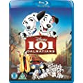 101 Dalmatians [Blu-Ray, Disney Kids Movies] NEW