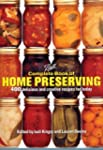Ball Complete Book of Home Preserving...