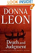 Death and Judgment: A Commissario Guido Brunetti Mystery (Commissario Guido Brunetti Mysteries)