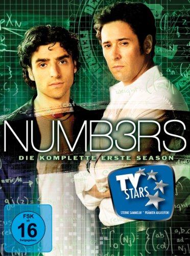 Numb3rs - Die komplette erste Season (4 DVDs)
