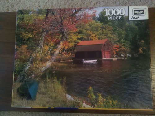 RoseArt Prestige 1000 Piece Puzzle - Little Squam Lake