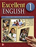 img - for Excellent English 1 Student Book with Audio Highlights CD book / textbook / text book