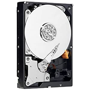WD Black 500 GB Desktop Hard Drive: 3.5 Inch, 7200 RPM, SATA III, 64 MB Cache, 5 Year Warranty - WD5003AZEX